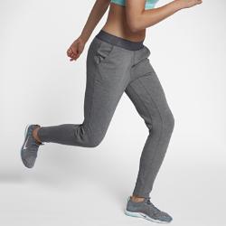 Женские брюки для тренинга Nike DryЖенские брюки для тренинга Nike Dry из влагоотводящей ткани с зауженным кроем обеспечивают комфорт, помогая сосредоточиться на тренировке.<br>