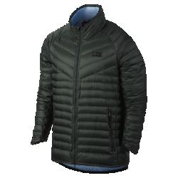 Мужская куртка с пуховым наполнителем Manchester City FC AuthenticМужская куртка с пуховым наполнителем Manchester City FC Authentic с инновационной системой защиты от холода удерживает тепло тела, обеспечивая комфорт.<br>