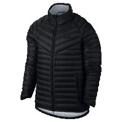 Мужская куртка с пуховым наполнителем Paris Saint-Germain AuthenticМужская куртка с пуховым наполнителем Paris Saint-Germain Authentic с инновационной системой защиты от холода удерживает тепло тела, обеспечивая комфорт.<br>