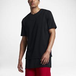 Мужская футболка Jordan 23 Lux OverlayМужская футболка Jordan 23 Overlay из сетки и мягкой неосыпающейся ткани обеспечивает воздухопроницаемость, легкость и защиту.<br>