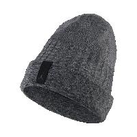 <ナイキ(NIKE)公式ストア> ジョーダン ケーブル ビーニー ニット帽 875115-010 ブラック画像