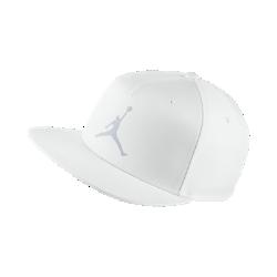 Бейсболка с застежкой Jordan TechБейсболка с застежкой Jordan Tech с классической регулируемой конструкцией обеспечивает длительный комфорт.<br>