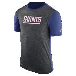 Мужская футболка Nike Dry Color Dip (NFL Giants)Мужская футболка Nike Dry Color Dip (NFL Giants) из мягкой влагоотводящей ткани дополнена ярким принтом с символикой команды.<br>