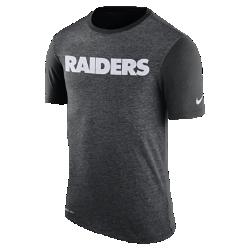 Мужская футболка Nike Dry Color Dip (NFL Raiders)Мужская футболка Nike Dry Color Dip (NFL Raiders) из мягкой влагоотводящей ткани дополнена ярким принтом с символикой команды.<br>
