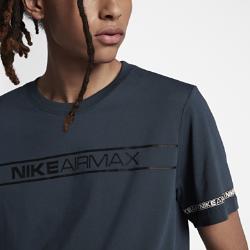 Мужская футболка Nike Sportswear Air Max CrewМужская футболка Nike Sportswear Air Max Crew из мягкого и прочного хлопка обеспечивает комфорт на весь день.<br>