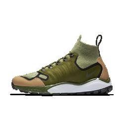 Мужские кроссовки Nike Air Zoom Talaria Mid Flyknit PremiumМужские кроссовки Nike Air Zoom Talaria Mid Flyknit Premium на основе легендарной модели 1997 года отражают взгляды Тинкера Хэтфилда на то, какой должна быть повседневная обувь. Силуэт90-х годов с упругой амортизацией на уровне классической модели обновлен плотно прилегающим верхом из материала Flyknit с водоотталкивающим покрытием и профилем средней высоты.<br>