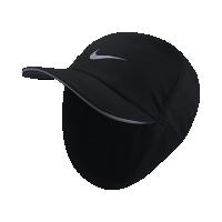 <ナイキ(NIKE)公式ストア>ナイキ エアロビル H86 イヤー フラップ アジャスタブル ランニングキャップ 876528-010 ブラック画像