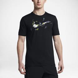 Мужская футболка Nike Dry Hydra SolsticeМужская футболка Nike Dry Hydra Solstice из мягкой влагоотводящей ткани обеспечивает вентиляцию и комфорт на весь день.<br>