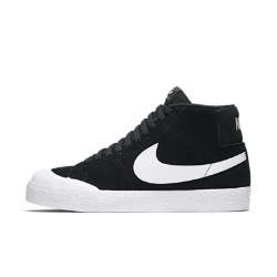 Мужская обувь для скейтбординга Nike SB Blazer Mid XTКаждая деталь мужской обуви для скейтбординга Nike SB Blazer Mid XT, включая сверхпрочную конструкцию и систему мгновенной амортизации, разработана специально для катания.<br>