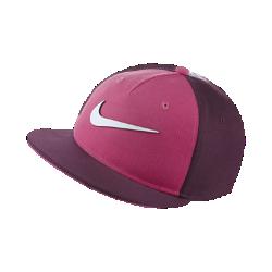 Детская бейсболка с застежкой для тренинга Nike TrueДетская бейсболка с застежкой для тренинга Nike True из влагоотводящей ткани обеспечивает комфорт на весь день.<br>