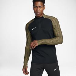 Мужская игровая футболка Nike AeroSwift Strike DrillМужская игровая футболка Nike AeroSwift Strike Drill с технологией AeroSwift обеспечивает легкость, вентиляцию и комфорт, не ограничивая движений.<br>