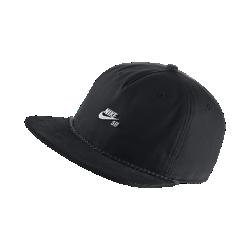 Бейсболка с застежкой Nike SB Waxed Canvas ProБейсболка с застежкой Nike SB Waxed Canvas Pro с прочной конструкцией из вощеной парусины и вельвета обеспечивает первоклассный комфорт.<br>