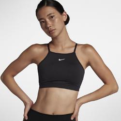 Спортивное бра с легкой поддержкой Nike Indy StructureСпортивное бра с легкой поддержкой Nike Indy Structure из эластичной влагоотводящей ткани обеспечивает поддержку и комфорт во время занятий низкой интенсивности, таких как велоспорт, тяжелая атлетика и йога.<br>