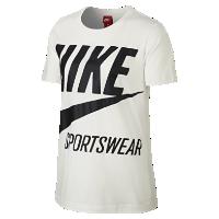 <ナイキ(NIKE)公式ストア>ナイキ スポーツウェア ウィメンズ Tシャツ 878112-133 クリーム
