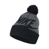 <ナイキ(NIKE)公式ストア> ナイキ スポーツウェア ビーニー ニット帽 878153-010 ブラック画像