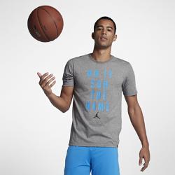 """Мужская футболка Jordan """"Do It for the Game""""Мужская футболка Jordan """"Do It for the Game"""" из мягкой влагоотводящей ткани обеспечивает комфорт на весь день.<br>"""