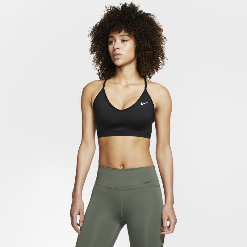 Nike Indy Sujetador deportivo de sujeción ligera - Mujer - Negro