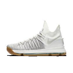 Мужские баскетбольные кроссовки Nike Zoom KD 9 EliteМужские баскетбольные кроссовки Nike Zoom KD 9 Elite с инновационной системой амортизации обеспечивают непревзойденную упругость и контроль, необходимые для маневренности.<br>