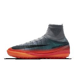 Футбольные бутсы для игры на искусственном газоне Nike MercurialX Proximo II CR7Футбольные бутсы для игры на искусственном газоне Nike MercurialX Proximo II CR7 с легким дышащим верхом и полноразмерной амортизирующей подошвой обеспечивают комфорт во времядинамичной игры на искусственных поверхностях.<br>