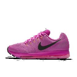Женские беговые кроссовки Nike Zoom All Out LowЖенские беговые кроссовки Nike Zoom All Out Low со вставкой Nike Zoom Air длиной 3/4 обеспечивают надежную фиксацию, вентиляцию и комфорт во время пробежек.<br>
