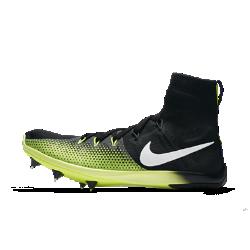 Беговые шиповки унисекс Nike Zoom Victory 4 XCБеговые шиповки унисекс Nike Zoom Victory 4 XC с влагонепроницаемой конструкцией и прочной подметкой с защитой от налипания грязи и камней созданы для бега по пересеченнойместности.<br>