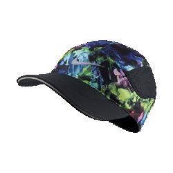 Бейсболка с застежкой Nike AeroBill Elite SolsticeБейсболка с застежкой Nike AeroBill Elite Solstice с легкой конструкцией из перфорированных панелей обеспечивает вентиляцию и комфорт.<br>