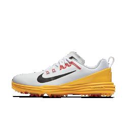 Женские кроссовки для гольфа Nike Lunar Command 2Женские кроссовки для гольфа Nike Lunar Command 2 с технологией Flywire и подошвой из материала Lunarlon обеспечивают адаптивную поддержку и упругую амортизацию с первого драйва до финального патта.<br>