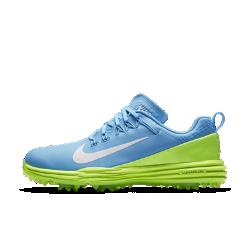Женские кроссовки для гольфа Nike Lunar Command 2Женские кроссовки для гольфа Nike Lunar Command 2 с технологией Flywire и подошвой из материала Lunarlon обеспечивают адаптивную поддержку и упругую амортизацию с первого до финального драйва.<br>