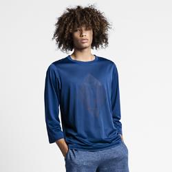 Футболка с длинным рукавом NikeLab x PigalleМужская футболка с длинными рукавами NikeLab x Pigalle — это современная деталь гардероба в баскетбольном стиле. Эта модель в спортивном стиле со свободным кроем украшенафирменными деталями, интегрируемыми прямо в ткань.<br>