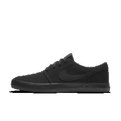 Мужская обувь для скейтбординга Nike SB Solarsoft Portmore II CanvasМужская обувь для скейтбординга Nike SB Solarsoft Portmore II Canvas с прочным парусиновым верхом и резиновой подметкой создана для комфорта и превосходного сцепления с доской.<br>