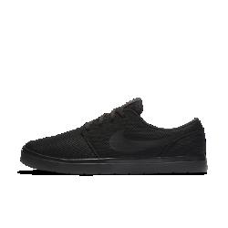 Мужская обувь для скейтбординга Nike SB Portmore II UltralightМужская обувь для скейтбординга Nike SB Portmore II Ultralight с верхом из из легкого текстиля и гибкой системой амортизации обеспечивает вентиляцию, комфорт и уверенное сцепление с доской.<br>