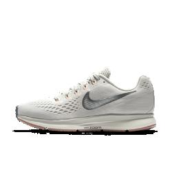 Женские беговые кроссовки Nike Air Zoom Pegasus 34Женские беговые кроссовки Nike Air Zoom Pegasus 34 с обновленным верхом из более легкого и дышащего материала Flymesh подойдут как для начинающих, так и для опытных бегунов. Проверенные временем амортизация и поддержка давно полюбились бегунам.<br>