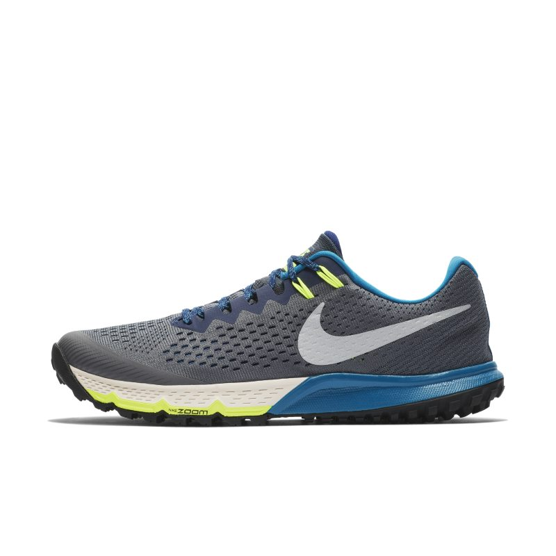 Scarpa da running Nike Air Zoom Terra Kiger 4 - Uomo - Grigio