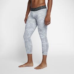 Мужские баскетбольные тайтсы с принтом Nike Pro Dry 58,5 смМужские баскетбольные тайтсы с принтом Nike Pro Dry 58,5 см из влагоотводящей ткани обеспечивают компрессионную посадку, поддержку и вентиляцию для максимальных результатов во время игры.<br>