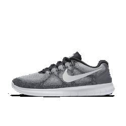 Мужские беговые кроссовки Nike Free RN 2017Мужские беговые кроссовки Nike Free RN 2017с более легкой конструкцией из обновленного трикотажного материала обеспечивают гибкость и максимально удобную посадку.<br>