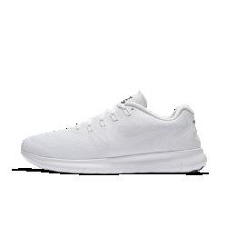 Мужские беговые кроссовки Nike Free RN 2017Созданные для бега на короткие дистанции мужские беговые кроссовки Nike Free RN 2017 — самая комфортная модель в линейке Free. Инновационная подошва не ограничивает естественные движения стопы.Благодаря особой конструкции кроссовки можно сложить в сумку, а минималистичный дизайн отлично сочетается с повседневной одеждой, так что ты можешь совершить пробежку, когда захочешь.  Воздухопроницаемость  Мягкий и легкий материал с более открытым плетением в верхней части стопы усиливает вентиляцию. Он более тонкий и лучше прилегает к стопе по сравнению с предыдущими версиями. Но он по-прежнему обеспечивает защиту и надежную посадку для любой ситуации в любое время года.  Свобода движений  Подошва Nike Free обеспечивает комфорт минималистичной беговой обуви. Она повторяет естественные движения стопы, расширяясь при каждом приземлении и принимая исходную форму при отталкивании.  Невероятная легкость и поддержка  Прочные, но очень легкие нити Flywire усиливают поддержку благодаря интеграции со шнурками. Отсутствие части нитей в верхней части шнуровки способствует более плавным движениям стопы и позволяет ни на что не отвлекаться.<br>