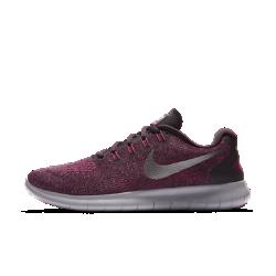 Женские беговые кроссовки Nike Free RN 2017Созданные для бега на короткие дистанции женские беговые кроссовки Nike Free RN 2017 — самая комфортная модель в линейке Free. Инновационная подошва не ограничивает естественные движения стопы.Благодаря особой конструкции кроссовки можно сложить в сумку, а минималистичный дизайн отлично сочетается с повседневной одеждой, так что ты можешь совершить пробежку, когда захочешь.  Воздухопроницаемость  Мягкий и легкий материал с более открытым плетением в верхней части стопы усиливает вентиляцию. Он более тонкий и лучше прилегает к стопе по сравнению с предыдущими версиями. Но он по-прежнему обеспечивает защиту и надежную посадку для любой ситуации в любое время года.  Свобода движений  Подошва Nike Free обеспечивает комфорт минималистичной беговой обуви. Она повторяет естественные движения стопы, расширяясь при каждом приземлении и принимая исходную форму при отталкивании.  Невероятная легкость и поддержка  Прочные, но очень легкие нити Flywire усиливают поддержку благодаря интеграции со шнурками. Отсутствие части нитей в верхней части шнуровки способствует более плавным движениям стопы и позволяет ни на что не отвлекаться.<br>