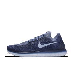 Мужские беговые кроссовки Nike Free RN Flyknit 2017Мужские беговые кроссовки Nike Free RN Flyknit 201: практически бесшовная конструкция обеспечивает плотную посадку и ощущение легкости, а подошва поддерживает естественныедвижения стопы. Эти кроссовки легко сложить и взять с собой куда угодно.<br>