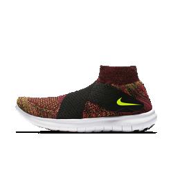 Женские беговые кроссовки Nike Free RN Motion Flyknit 2017Женские беговые кроссовки Nike Free RN Motion Flyknit 2017 обеспечивают естественность движений стопы. Ультрагибкая подметка сжимается, повторяя движения стопы во время бега. Удобная система с двумя ремешками заменяет традиционную шнуровку для дополнительной легкости.<br>