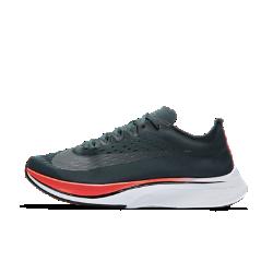 Беговые кроссовки унисекс Nike Zoom Vaporfly 4%Беговые кроссовки унисекс Nike Zoom Vaporfly 4% с непревзойденной амортизацией — самая эффективная и скоростная в истории Nike модель для марафона.<br>