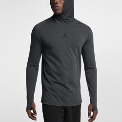 Мужская футболка для тренинга Jordan Sphere 23 Tech BalaclavaМужская футболка для тренинга Jordan Sphere 23 Tech Balaclava из влагоотводящей термоткани обеспечивает комфорт и тепло во время тренировок на улице.<br>