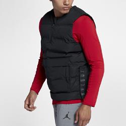 Мужской жилет для тренинга Jordan 23 TechМужской жилет для тренинга Jordan 23 Tech с синтетическим утеплителем и молнией до середины груди превосходно защищает от холода и позволяет регулировать степень защиты.<br>