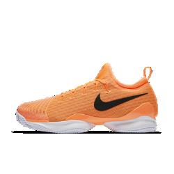 Мужские теннисные кроссовки NikeCourt Air Zoom Ultra React ClayМужские теннисные кроссовки NikeCourt Air Zoom Ultra React Clay из сверхлегких материалов с динамической системой шнуровки и упругой амортизацией созданы для скорости и контролядвижений во время игры.<br>