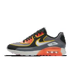 Женские кроссовки Nike Air Max 90 Ultra 2.0 SIЖенские кроссовки Nike Air Max 90 Ultra 2.0 сохранили классические линии дизайна оригинальной модели 1990 года. Они предстают с обновленной, более легкой конструкцией в энергичных цветах и акцентах. Система амортизации Ultra 2.0 задействует два типа пеноматериала разной плотности для поддержки и комфорта.<br>