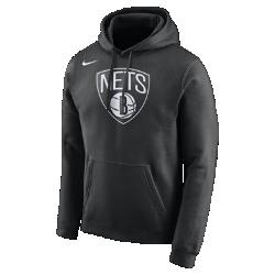 Мужская флисовая худи NBA Brooklyn Nets NikeМужская флисовая худи NBA Brooklyn Nets Nike из невероятно мягкого флиса защищает от холода во время игры и отдыха. Преимущества  Мягкий флис с внутренней стороны для тепла Капюшон с подкладкой для защиты и комфорта  Информация о товаре  Состав: 81% хлопок/19% полиэстер Машинная стирка Импорт<br>