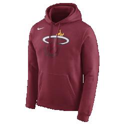 Мужская флисовая худи НБА Miami Heat NikeМужская флисовая худи НБА Miami Heat Nike из невероятно мягкого флиса защищает от холода во время игры и отдыха. Преимущества  Мягкий флис с внутренней стороны для тепла Капюшон с подкладкой для защиты и комфорта  Информация о товаре  Состав: 81% хлопок/19% полиэстер Машинная стирка Импорт<br>