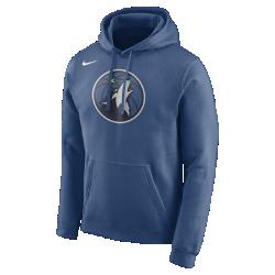 Мужская флисовая худи НБА Minnesota Timberwolves NikeМужская флисовая худи НБА Minnesota Timberwolves Nike из невероятно мягкого флиса защищает от холода во время игры и отдыха. Преимущества  Мягкий флис с внутренней стороны для тепла Капюшон с подкладкой для защиты и комфорта  Информация о товаре  Состав: 81% хлопок/19% полиэстер Машинная стирка Импорт<br>