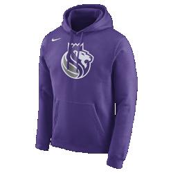 Мужская флисовая худи НБА Sacramento Kings NikeМужская флисовая худи НБА Sacramento Kings Nike из невероятно мягкого флиса защищает от холода во время игры и отдыха. Преимущества  Мягкий флис с внутренней стороны для тепла Капюшон с подкладкой для защиты и комфорта  Информация о товаре  Состав: 81% хлопок/19% полиэстер Машинная стирка Импорт<br>