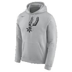 Мужская флисовая худи НБА San Antonio Spurs NikeМужская флисовая худи НБА San Antonio Spurs Nike из невероятно мягкого флиса защищает от холода во время игры и отдыха. Преимущества  Мягкий флис с внутренней стороны для тепла Капюшон с подкладкой для защиты и комфорта  Информация о товаре  Состав: 81% хлопок/19% полиэстер Машинная стирка Импорт<br>