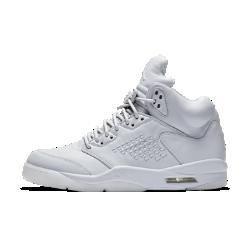 Мужские кроссовки Air Jordan 5 Retro PremiumМужские кроссовки Air Jordan 5 Retro Premium с фирменными элементами обеспечивают классический уровень комфорта, сделавший популярной оригинальную модель.<br>